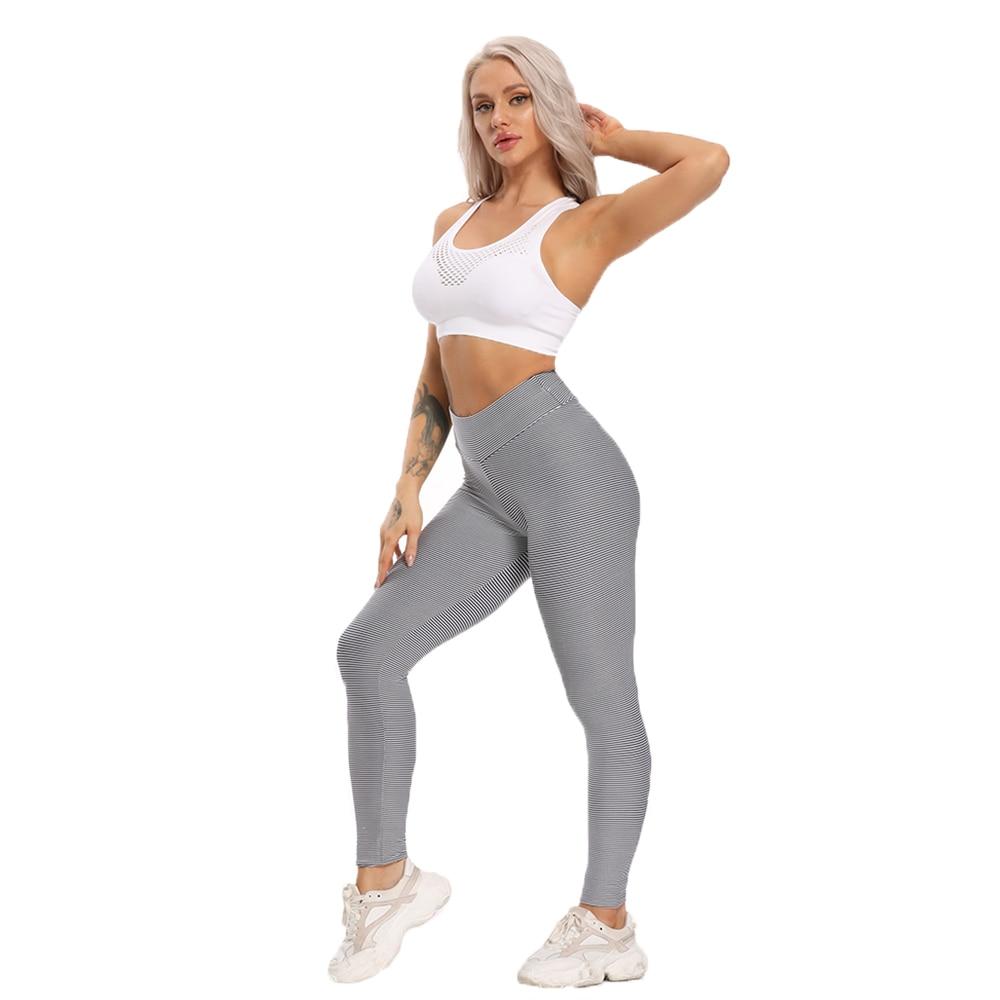 Women Sport Textured Booty Leggings 15