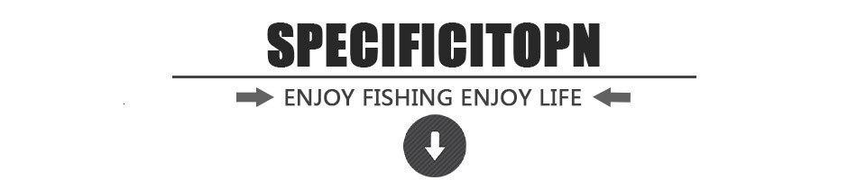 Mavllos pólo força 5-14lb vara de pesca