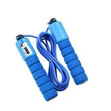 Cuerda de saltar para ejercicio aeróbico, contador de peso, contador de Fitness, deporte, saltar