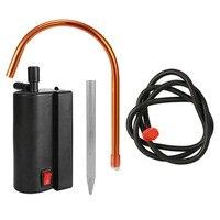 낚시 흡입 장치 물 흡수기 기계 충전 자동 펌프 흡입 손 와셔 야외 낚시 장비 도구 낚시 도구 스포츠 & 엔터테인먼트 -