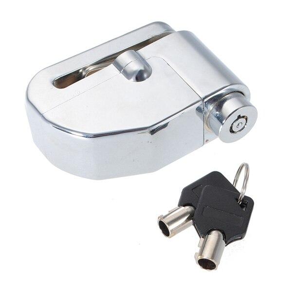 freio a disco alarme segurança anti ladrão