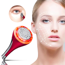 Facial-Massage Face-Lifting Beauty Electronic New Photon Skin-Rejuvenation Magnetic-Induction-Instrument