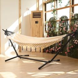 Hängematte halterung familie erwachsene shaker stuhl im freien schaukel innen doppel schlafzimmer
