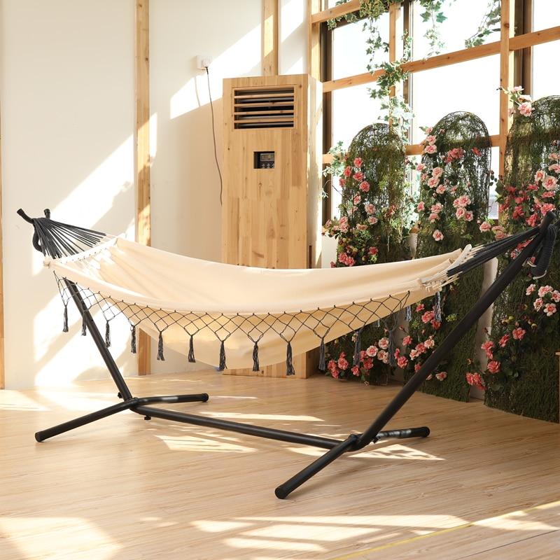 Hammock Bracket Family Adult Shaker Chair Outdoor Swing Indoor Double Bedroom