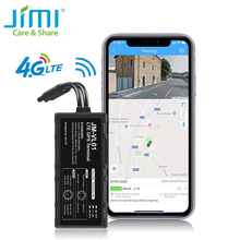 Gps-Tracker Vehicle Jimi Real-Time Remote-Monitoring Wifi VL01E New Car 4G with Via-App