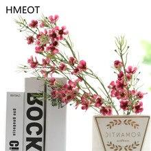 3 köpfe Mini Pompom Chrysantheme Künstliche Seide Blume für DIY Hochzeit hintergrund Office Home Tee Tisch Vase Decor 7 farbe