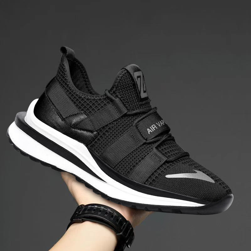New Xiaomi Sneaker 4 Mijia Running Shoes Outdoor Light Walking Shoes 5D Fly Woven Upper Breathable Insole Washable Shoes