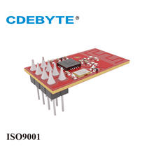 Ebyte E01-ML01D nRF24L01P 2.4GHz 0dBm IoT Module nRF24L01 PA SPI SMD 2.4G RF Transmitter and Receiver