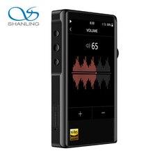 SHANLING M2X Hi Res AK4490 DAC USB DSD Wifi Bluetooth HIFI Musica Lettore MP3 PCM 32/384 di Tocco Tipo di Schermo C