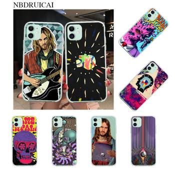 NBDRUICAI Psychedelic Tame Impala Customer High Quality Phone Case for iPhone 11 pro XS MAX 8 7 6 6S Plus X 5S SE XR cover image