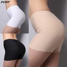 Safety Short Pants Under Skirts For Women Boyshorts Panties Seamless Big Size Female Safety Boxer Panties Underwear