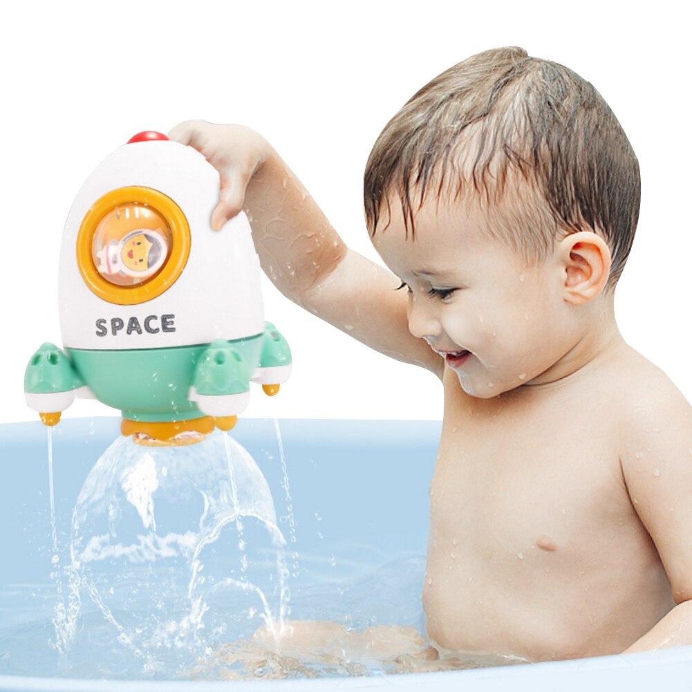 Summer Bath Toy For Children Water Fun Play Waterwheel Toys For Kids Bathroom Tub Shower Toys For Children