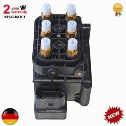 AP01 Nieuwe Klep Blok Luchtvering Air Supply Voor Audi Allroad A6 (C6) Quattro A8 (D3) s8 (D3) 4F0616013 4Z7 616 013 4Z7616013