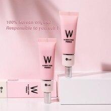 Korea cosmetics Wlab facial face pore primer base makeup for face brighten smooth skin invisible pores matte primer make up base
