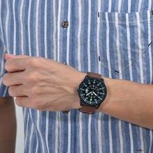 Часы наручные мужские кварцевые в стиле милитари роскошные спортивные