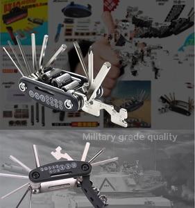 Image 1 - 9 BALANCE รถอุปกรณ์เสริมไฟฟ้าสกู๊ตเตอร์เฉพาะ Multi Function เครื่องมือกำจัดคำไขควง hex ประแจ