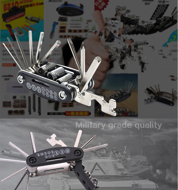 9 balance car accessories electric scooter dedicated multi function removal tool word word screwdriver hex wrench