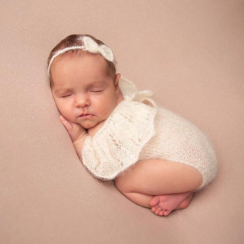 Baby Photo  Girl Baby One-piece Skirt Newborn Photography Props  For Newborns  CHD30004