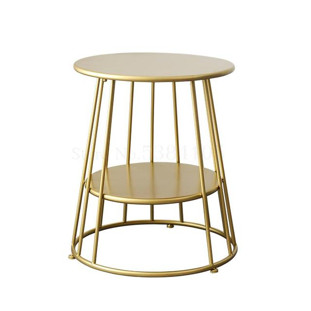 Round Side Table 2