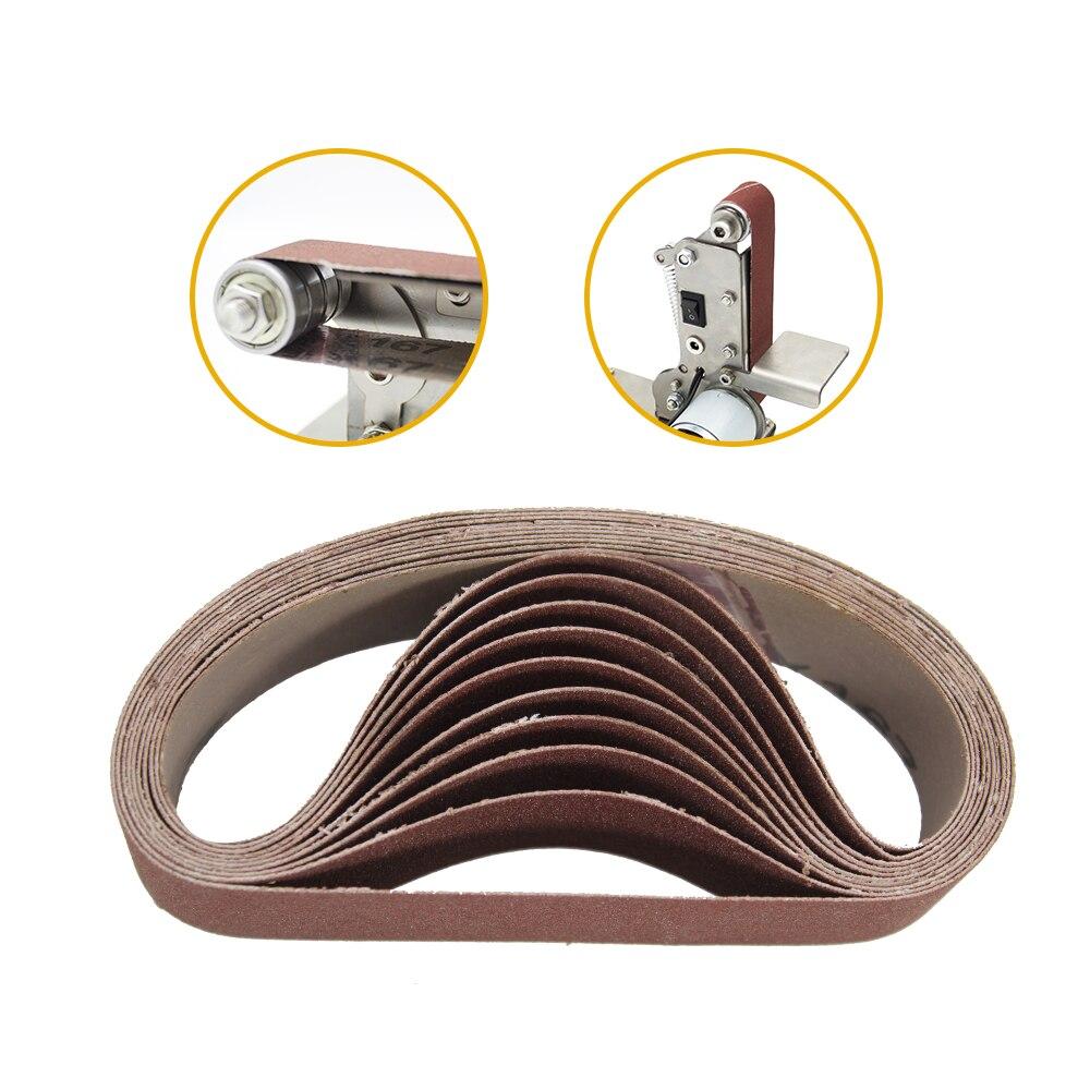 10 шт. 30x330 мм абразивные шлифовальные ремни 240/800 шлифовальный инструмент для шлифовального станка электророторные инструменты|Абразивы|   | АлиЭкспресс