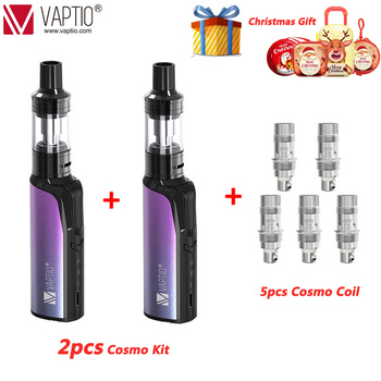 New Electronic Cigarette Kit 2.0ml Cosmo Atomizer – Battery 1500mAh