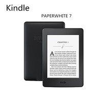 Najnowszy Kindle Paperwhite 7 używany, ale dobry stan generacji czytnik e-booków wbudowany w światło 6 Cal czytnik ebooków 4GB e-ink Ereader