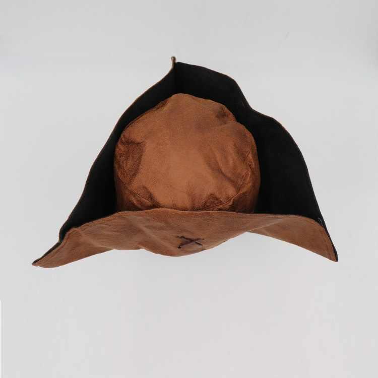 Adultes Halloween fête chapeau Cosplay déguisement Jack capitaine Pirate perruque Pirate chapeau pirate B-2916
