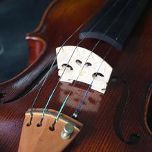 Violin Violin-Strings-Bridge Size-Instrument-Accessories Part-Tools Bridges Wood Fiddle