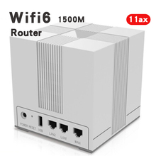 Wifi Signal Router Ethernet-Adapter MU-MIMO Amplifier Gigabits Dual-Band Wireless Up-To-1500m
