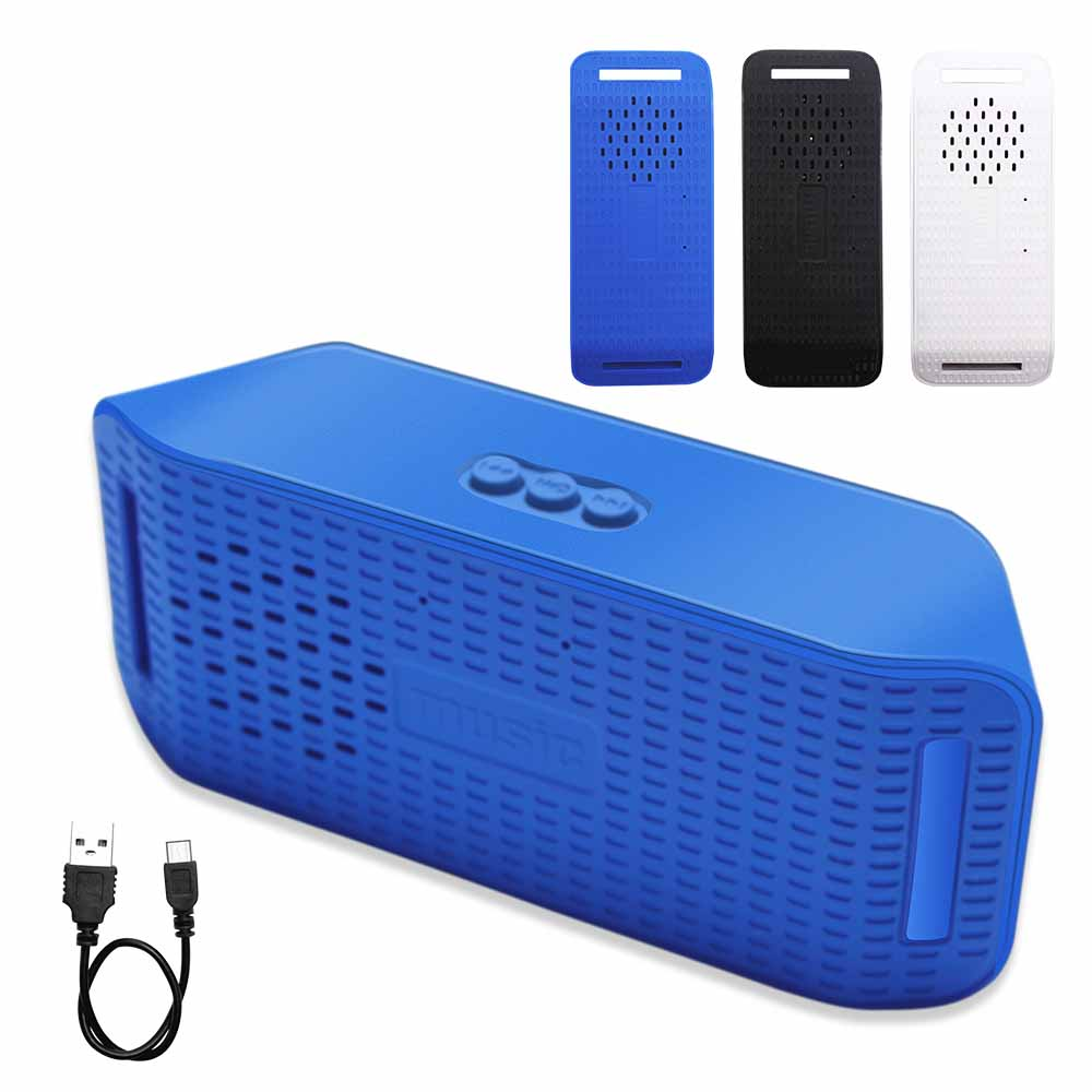 Wireless Car Speakers >> Us 5 78 37 Off Mini Wireless Car Speakers Bluetooth Speakers Waterproof Usb Fm Radio Super Bass Stereo Music Mp3 Player Support Tf Card On