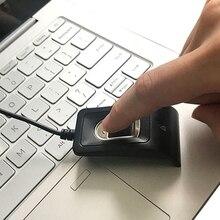 Компактный USB сканер отпечатков пальцев надежная биометрическая система контроля доступа
