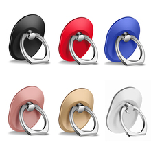 New Finger Ring Mobile Phone Smartphone Stand Holder For iPhone X 8 7 6 6S Plus Smart Phone IPad MP3 Car Mount Stand For Samsung все цены