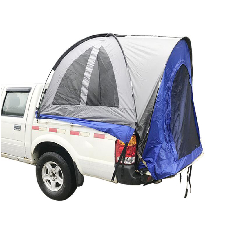 2-3 Person Outdoor Pickup Truck Tent Travel Camping Awning Tent Pergola Tent Roof Car Tent Shlter Self Driving Car Tent