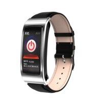 Johox-relógio inteligente rejeitar telefone assistente de voz mensagem freqüência cardíaca pressão arterial oxigênio vida monitoramento do movimento