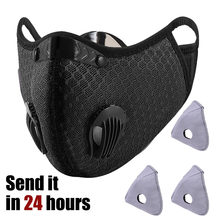 Activated Carbon Filter Running Training MTB Road Bike Cycling HeadBand(China)