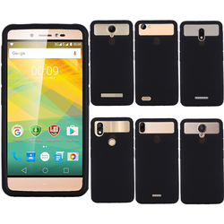 На Алиэкспресс купить чехол для смартфона universal soft silicone phone case for blu vivo x x5 xi xi+ xl2 xl4 solid black color protective cover shell back cases