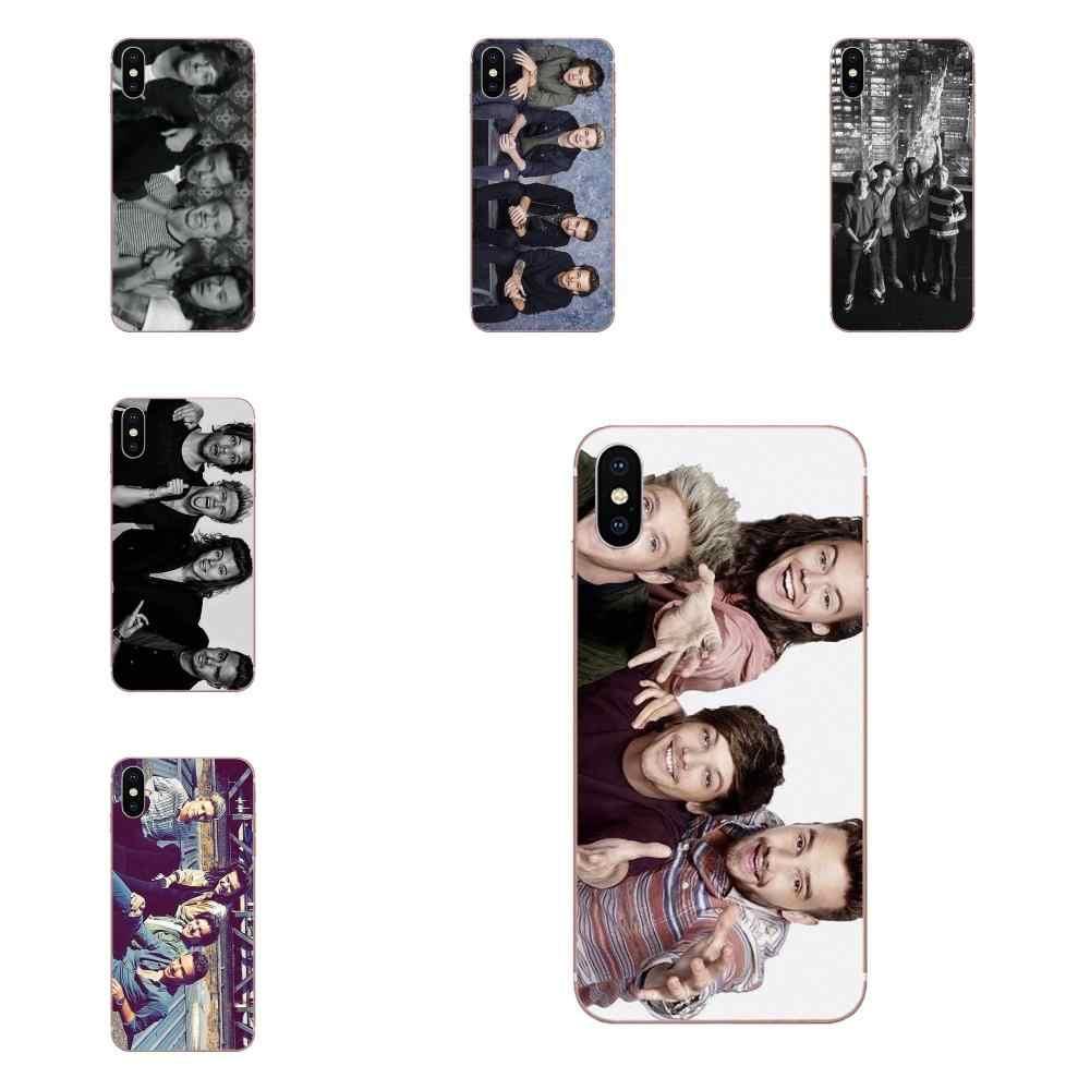 1d музыкальный ремешок One Direction Harry для LG K50 Q6 Q7 Q8 Q60 X power 2 3 Nexus 5 5X V10 V20 V30 V40 Q стилус ТПУ