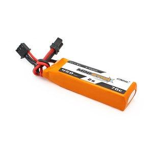 Image 3 - 3 팩 CNHL MiniStar HV 450mAh 7.6V 2S 70C Lipo 배터리 (XT30U 플러그 포함)