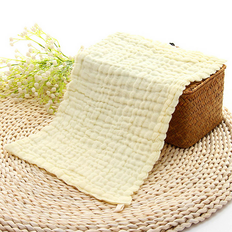 5 pçs algodão macio absorvente de água
