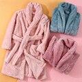 От 4 до 18 лет, осенне-зимний банный халат, детская одежда для сна, халат 2020, детский банный халат, теплые мягкие пижамы для девочек и мальчиков,...