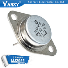 5 шт. MJ2955 TO 3 15A 60V 2955 TO 3