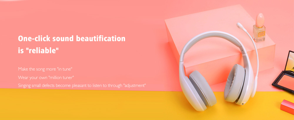 Xiaomi Bluetooth Headphone K-song Version 7