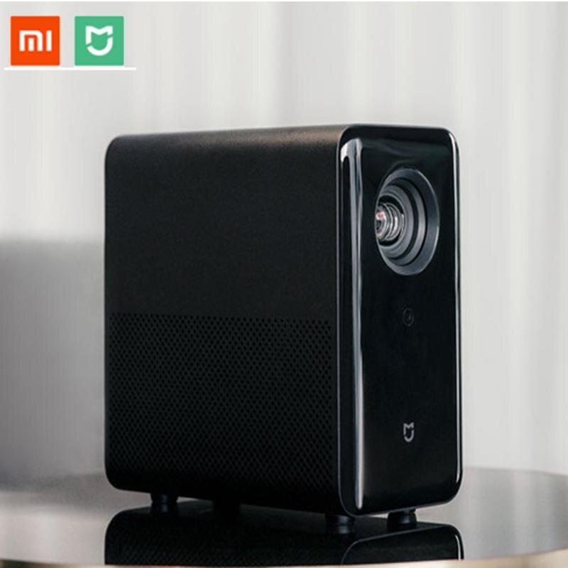 Xiao mi jia projecteur TV 3500 Lumens HD DLP WiFi bluetooth 4.1 mi projecteur Support 4K pour Home cinéma 3D Android Dolby son