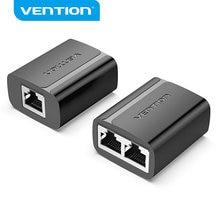 Vention – séparateur RJ45 1 à 2, adaptateur de réseau femelle, Extension de réseau pour ordinateur portable, câble Ethernet