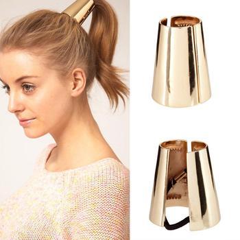 Резинка для волос в стиле «панк», винтажная круглая резинка для волос в виде конского хвоста, аксессуары для волос в стиле ретро, Женская резинка для волос с коробкой
