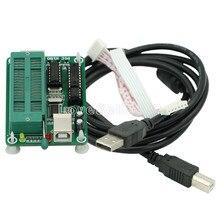 Pic microcontrolador usb programação automática programador k150 + icsp cabo