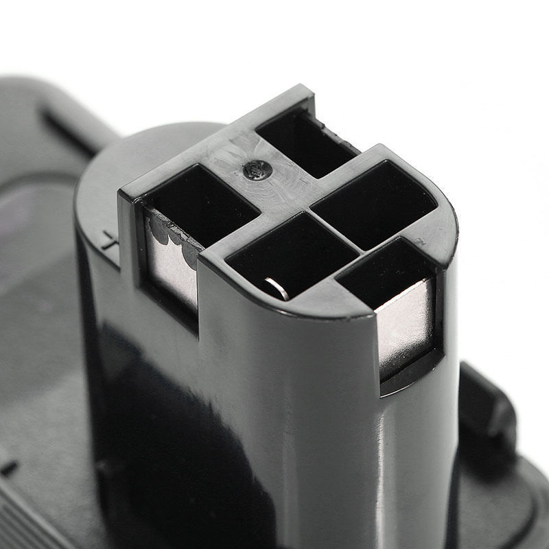 2x Batterie 9,6v 2000mah pour Bosch pbm 9.6ves-2 psb 9.6ves2 psb 9.6ves-2