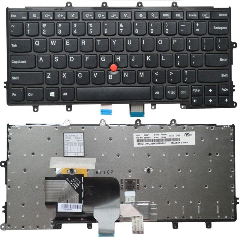 Spanish Teclado for Lenovo Thinkpad X230S X240 X250 X260 Keyboard 04Y0948