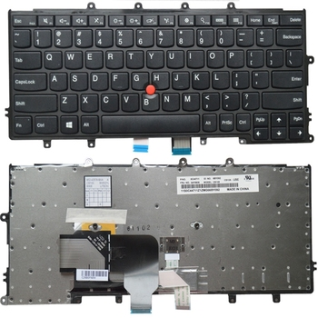 GZEELE English US Laptop keyboard for LENOVO FOR Thinkpad X230S X240 X240S X250 X250S x240i X270 X260S laptop without backlight new orig webcam connecting cable for lenovo thinkpad x240 x240s x230s series p n 0c46004 dc02001kx00