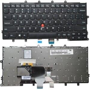 Image 1 - Thinkpad X230S X240 X240S X250 X250S x240i X270 X260S 노트북 백라이트 용 LENOVO 용 US/RU/SP/JP/AR 노트북 키보드
